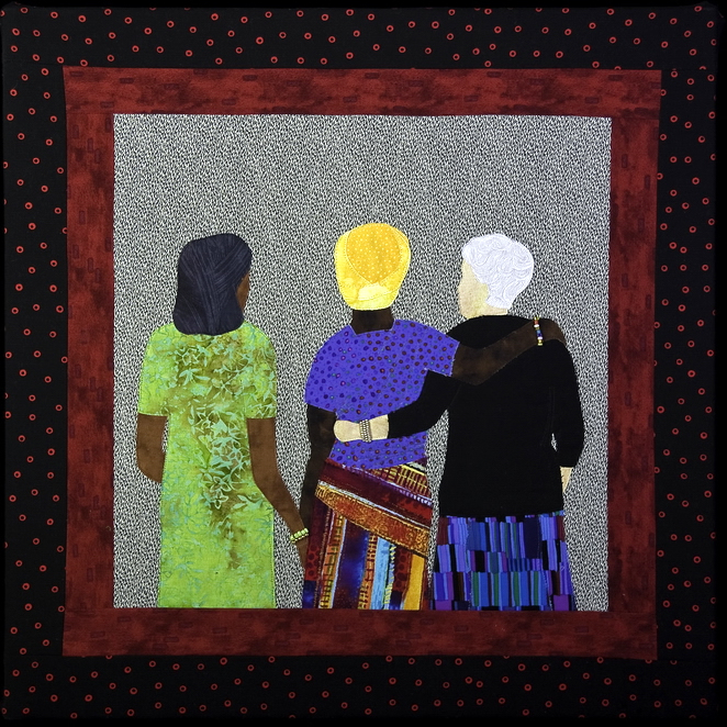 Textile Art for Africa - One Bond at a Time