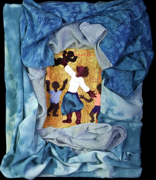 Textile Art for Africa - One Gift at a Time