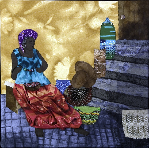 Textile Art for Africa - One Fair Wage at a Time