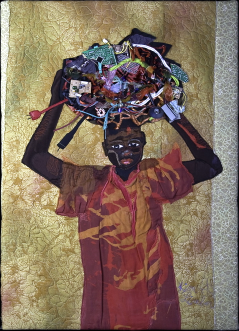 Textile Art for Africa - One Exposure at a Time