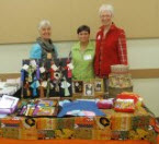 Grandmothers at BC Islands Gathering